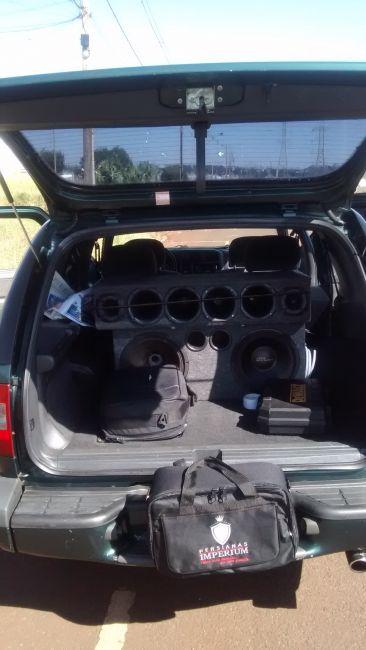 Chevrolet Blazer 4x2 2.4 MPFi - Foto #8