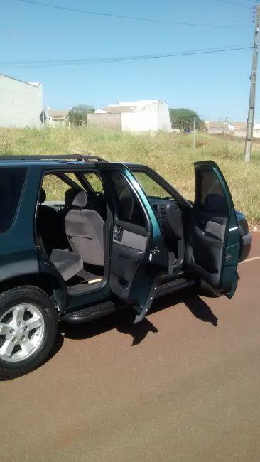 Chevrolet Blazer 4x2 2.4 MPFi - Foto #9