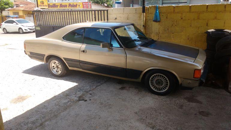 Chevrolet Opala Coupe Diplomata 2.5 - Foto #3