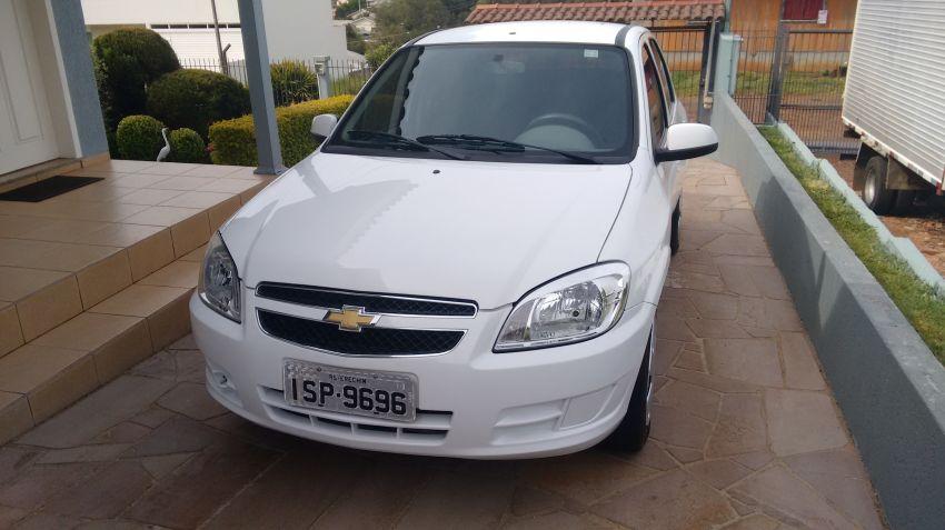 Chevrolet Prisma 1.4 SPE/4 Eco LT - Foto #5