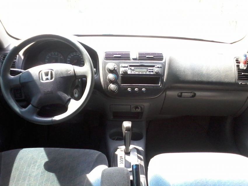 Honda Civic Sedan LX 1.7 16V (aut) - Foto #2
