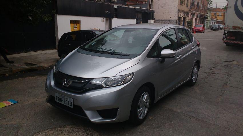 Honda New Fit LX 1.4 (flex) (aut) - Foto #2