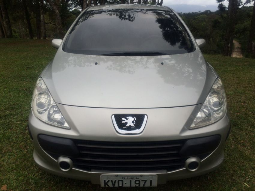 Peugeot 307 Hatch. Passion 1.6 16V - Foto #2