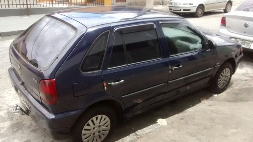 Volkswagen Gol 1.0 16V MI - Foto #2