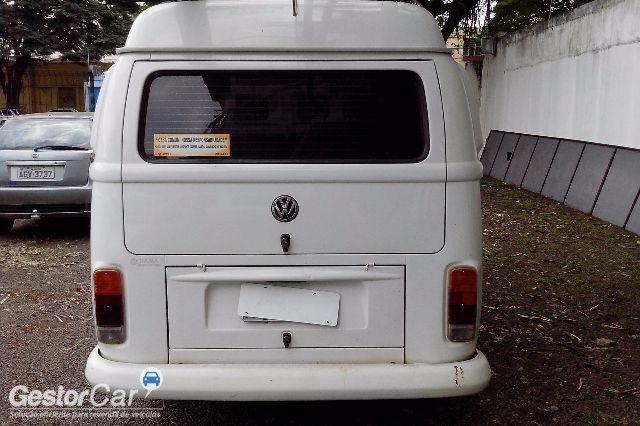 Volkswagen Kombi Standard 1.6 (Álcool) - Foto #4