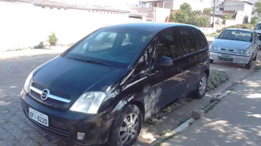 Chevrolet Meriva CD 1.8 8V - Foto #2