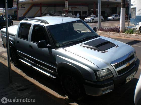 Chevrolet S10 Rodeio 4x4 2.8 Turbo Electronic (Cab Dupla) - Foto #6