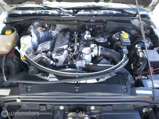 Chevrolet S10 Rodeio 4x4 2.8 Turbo Electronic (Cab Dupla) - Foto #7