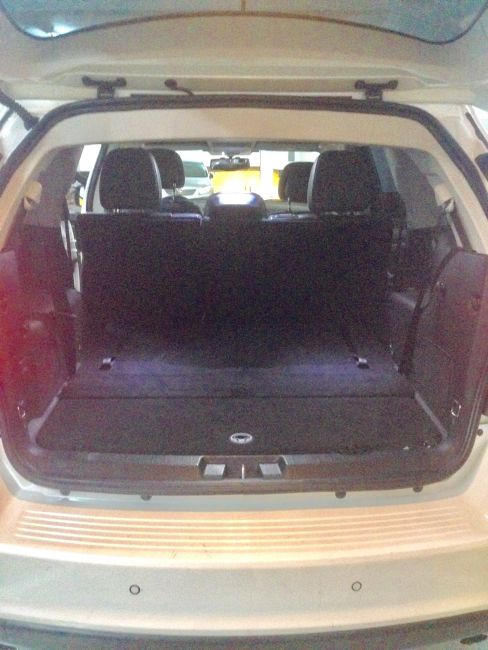 Dodge Journey SXT 3.6 V6 - Foto #2