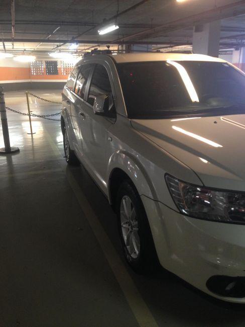 Dodge Journey SXT 3.6 V6 - Foto #5