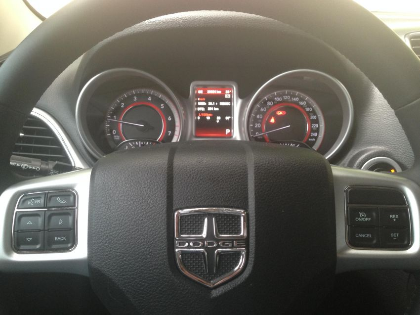 Dodge Journey SXT 3.6 V6 - Foto #7