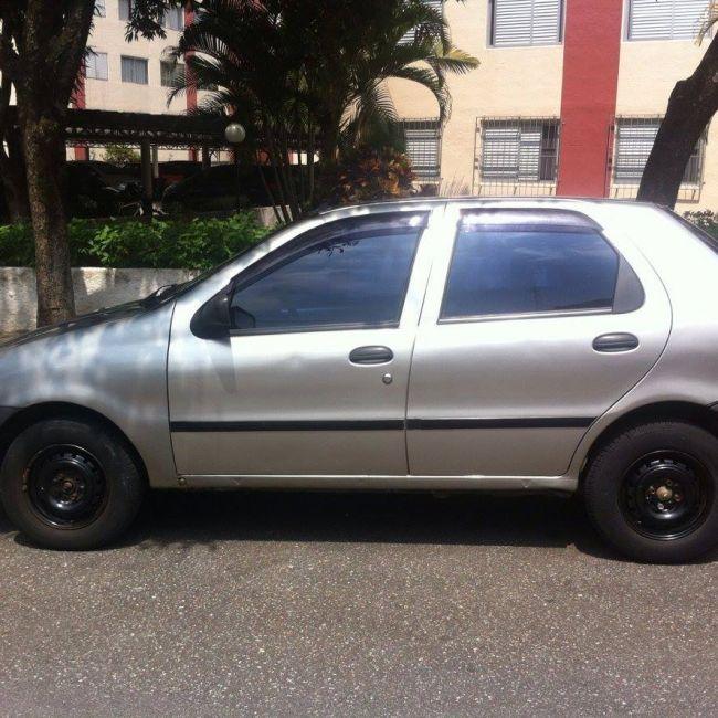 Fiat Palio ED 1.0 MPi 4p - Foto #7
