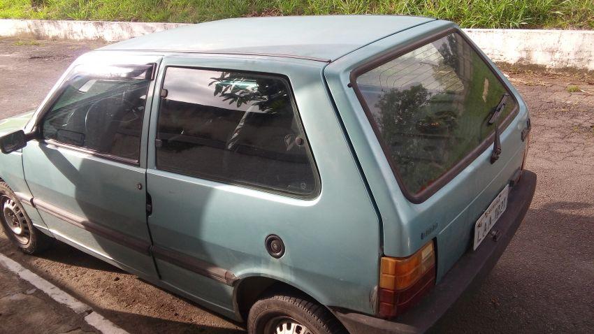 Fiat Uno Mille 1.0 - Foto #1