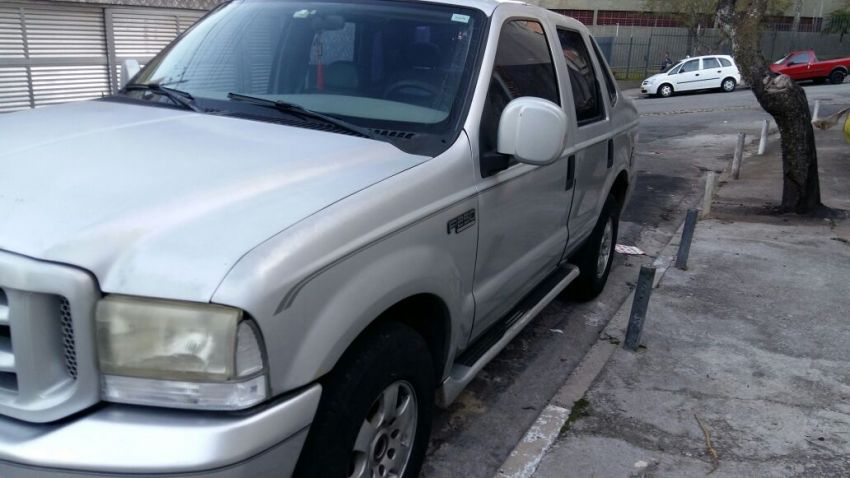 Ford F250 Tropical 4.2 Turbo (Cab Dupla) - Foto #8