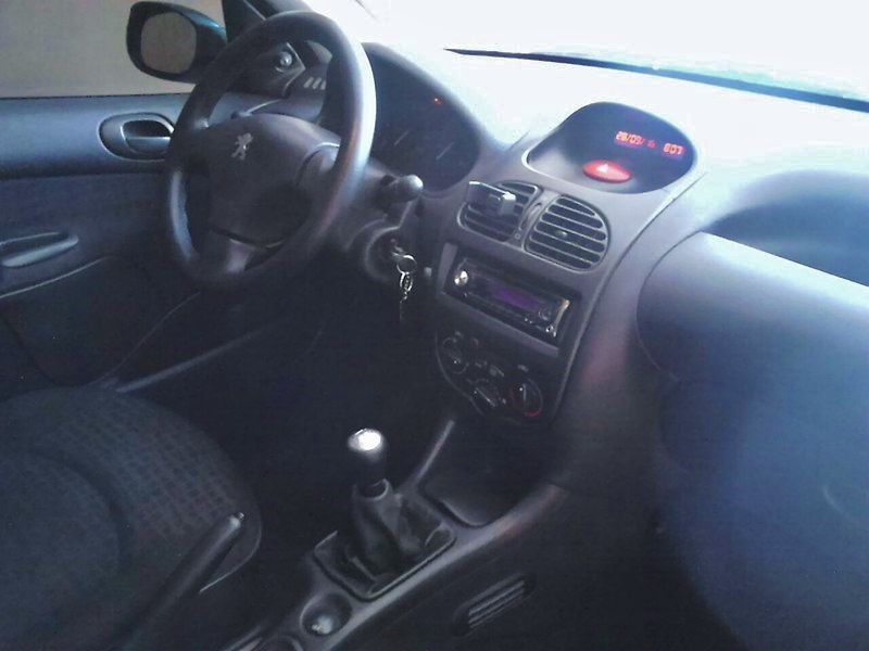 Peugeot 206 Hatch. Selection 1.0 16V - Foto #1