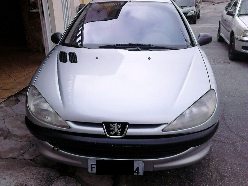 Peugeot 206 Hatch. Selection 1.0 16V - Foto #3