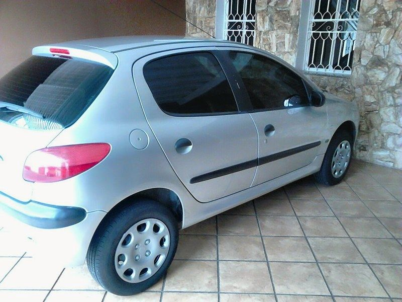 Peugeot 206 Hatch. Selection 1.0 16V - Foto #4