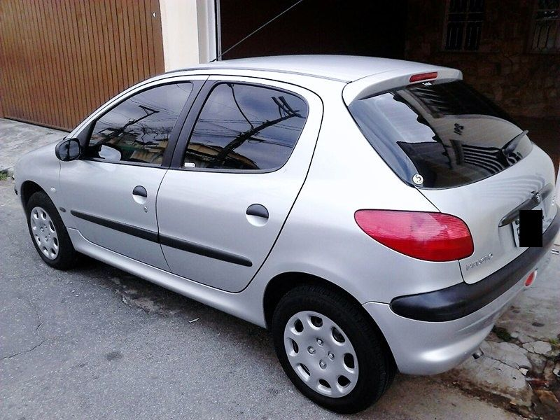 Peugeot 206 Hatch. Selection 1.0 16V - Foto #5