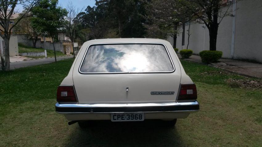 Chevrolet Caravan Comodoro 2.5 - Foto #2