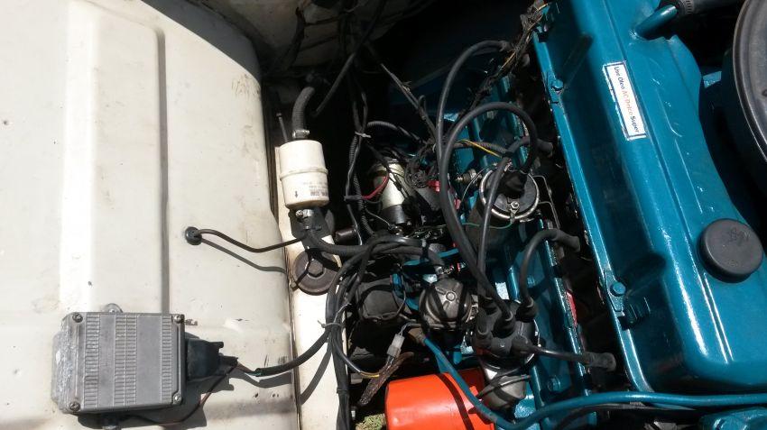 Chevrolet Caravan Comodoro 2.5 - Foto #5