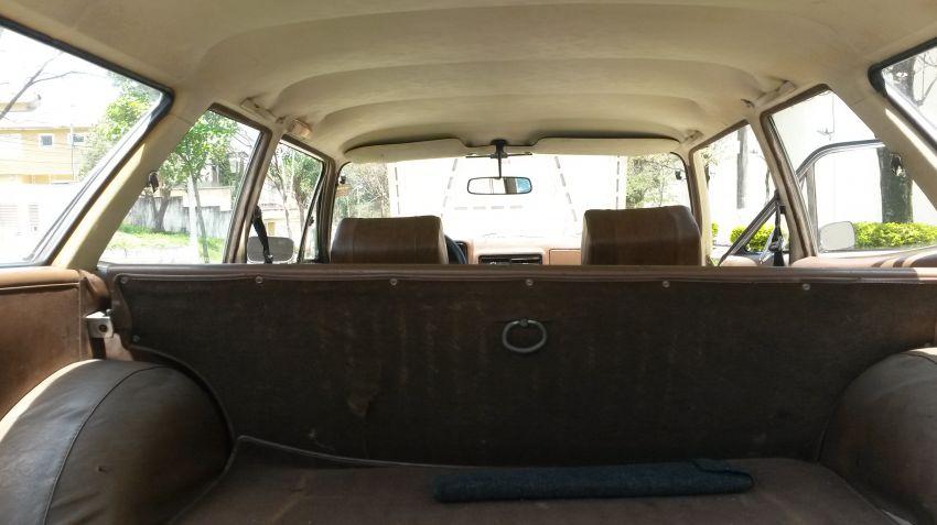 Chevrolet Caravan Comodoro 2.5 - Foto #6