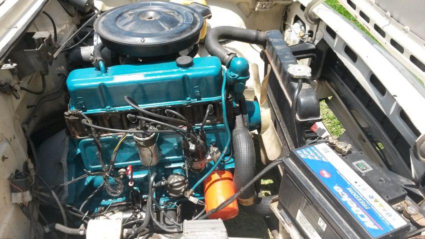 Chevrolet Caravan Comodoro 2.5 - Foto #7