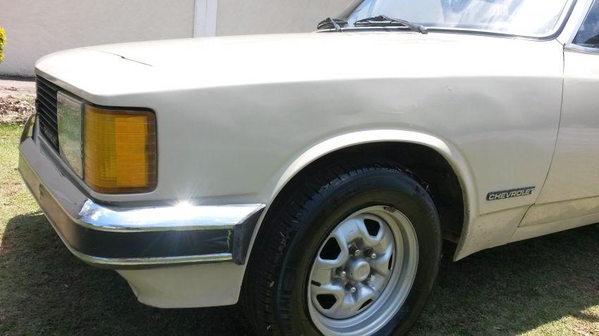 Chevrolet Caravan Comodoro 2.5 - Foto #8