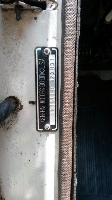 Chevrolet Caravan Comodoro 2.5 - Foto #9