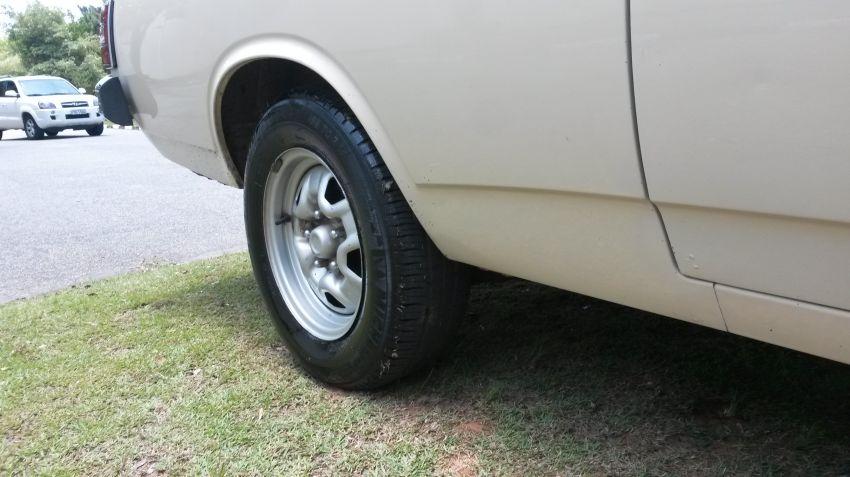 Chevrolet Caravan Comodoro 2.5 - Foto #10