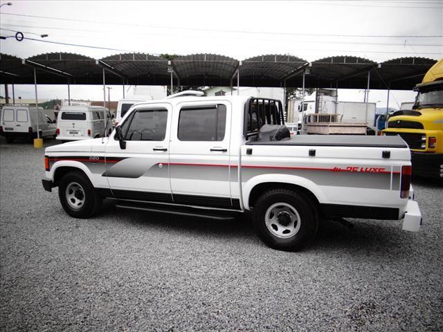 Chevrolet D20 Pick Up Conquest 4.0 (Cab Dupla) - Foto #1