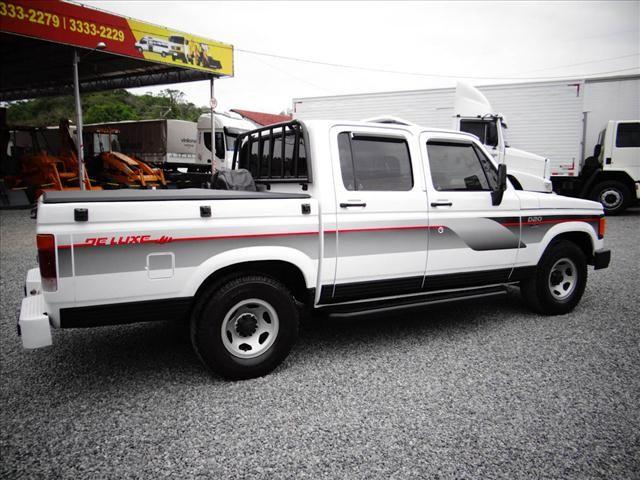 Chevrolet D20 Pick Up Conquest 4.0 (Cab Dupla) - Foto #3