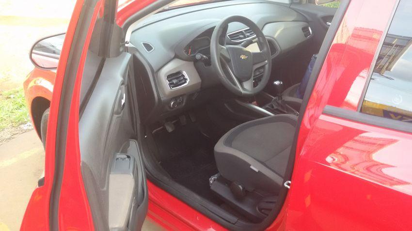 Chevrolet Prisma 1.0 SPE/4 LT - Foto #4
