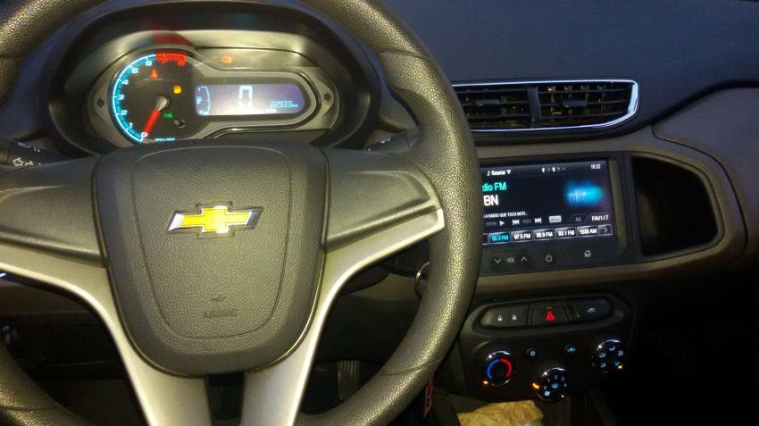 Chevrolet Prisma 1.0 SPE/4 LT - Foto #7