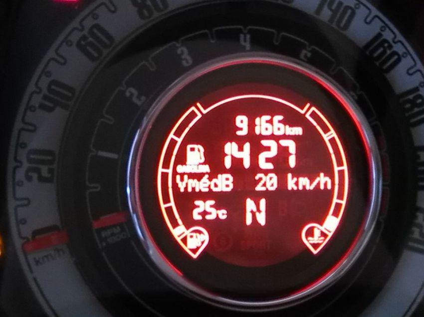 Fiat 500 Cult Dualogic 1.4 Evo (Flex) - Foto #1