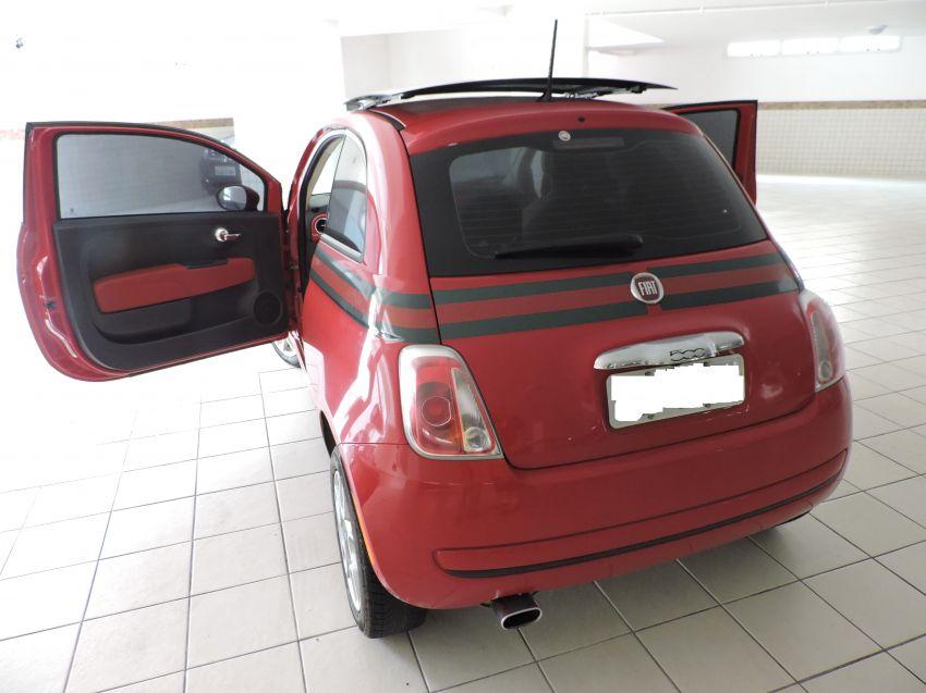 Fiat 500 Cult Dualogic 1.4 Evo (Flex) - Foto #10