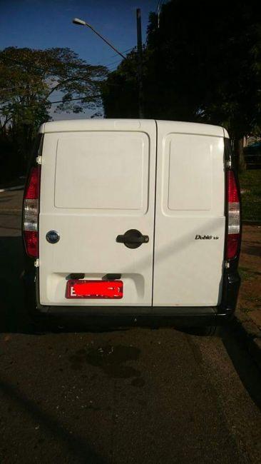 Fiat Doblò Cargo 1.8 8V (Flex) - Foto #2