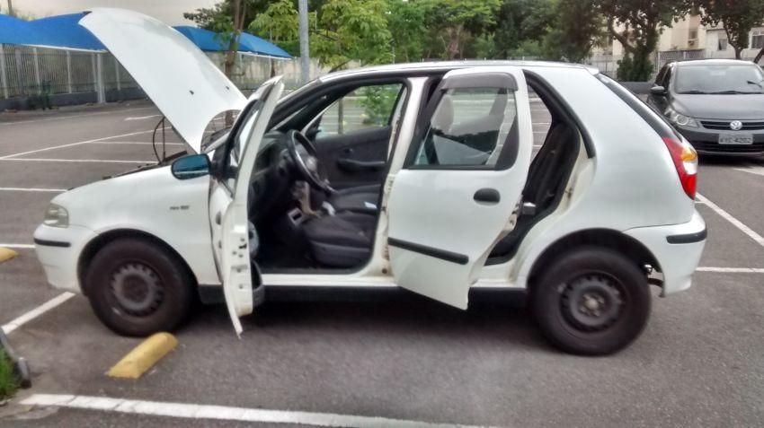 Fiat Palio ELX 1.0 16V Fire (25 anos) - Foto #5