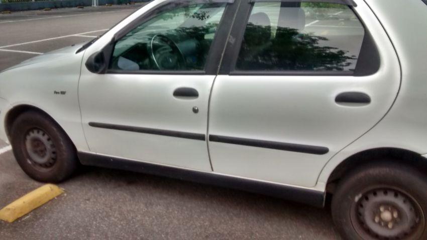 Fiat Palio ELX 1.0 16V Fire (25 anos) - Foto #6