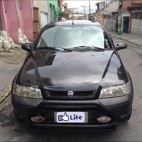 Fiat Palio Weekend Adventure 1.6 16V - Foto #3