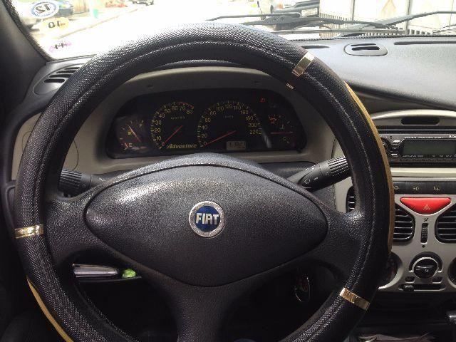 Fiat Palio Weekend Adventure 1.6 16V - Foto #8