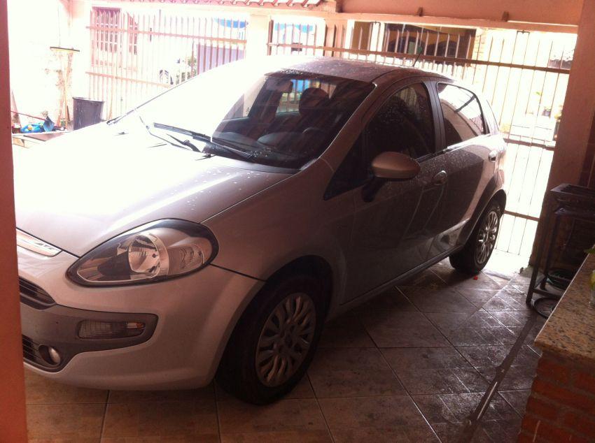 Fiat Punto Essence 1.6 16V Dualogic (Flex) - Foto #1