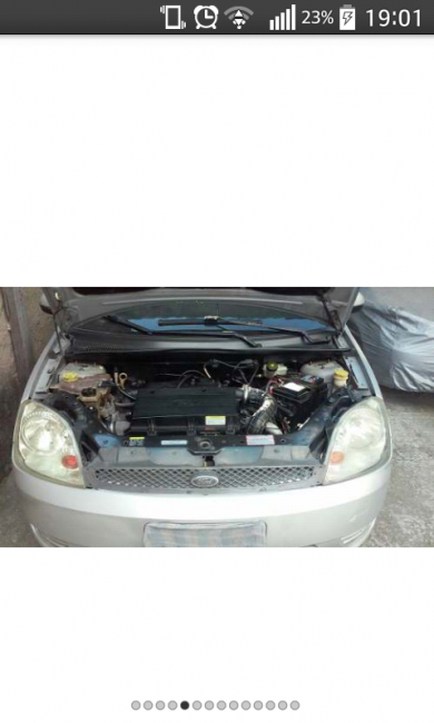 Ford Fiesta Sedan Supercharger 1.0 - Foto #3