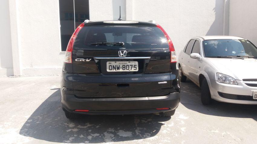 Honda CR-V EXL 2.0 16v 4x2 (Flex) (Aut) - Foto #1