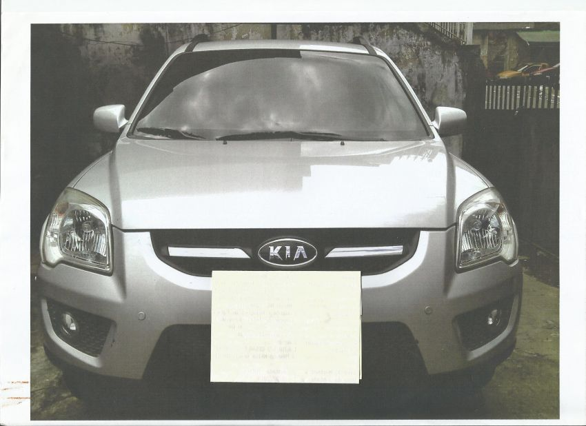 KIA Sportage EX 2.0 16V (aut) - Foto #1