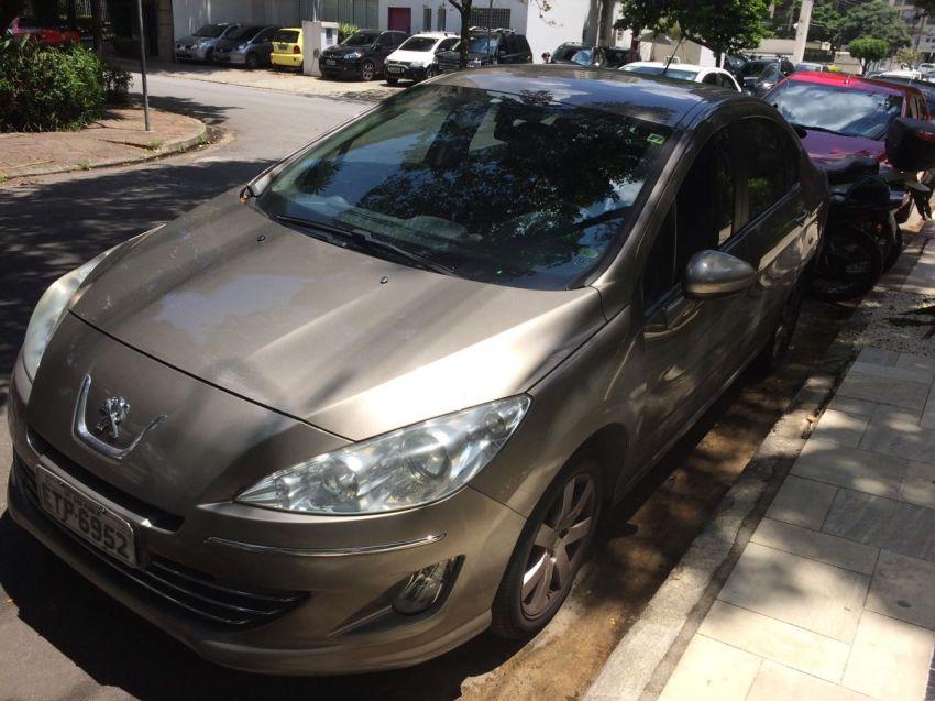 Peugeot 408 Allure 2.0 16V (Aut) (Flex) - Foto #2