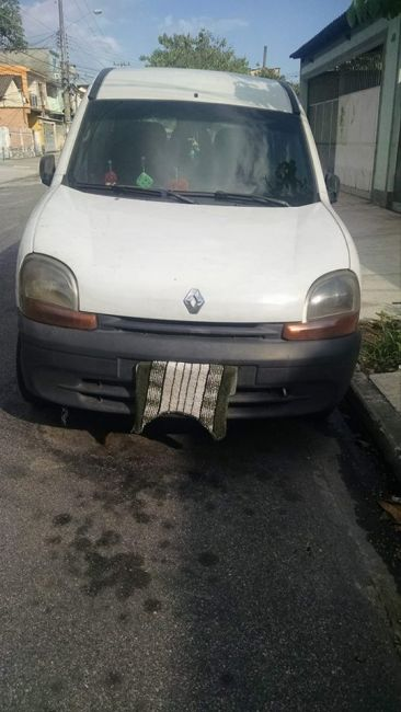 Renault Kangoo Rl 1.0 16V - Foto #1