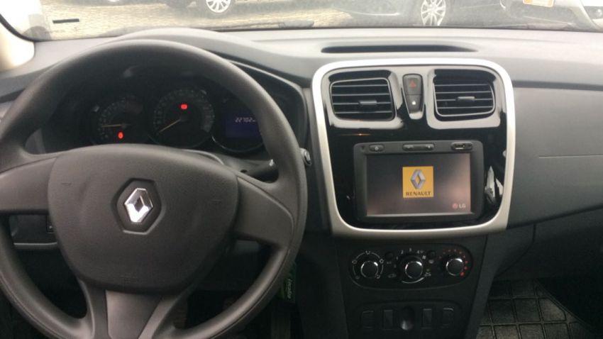 Renault Sandero 1.6 8V Expression Easy-r (Aut) - Foto #9