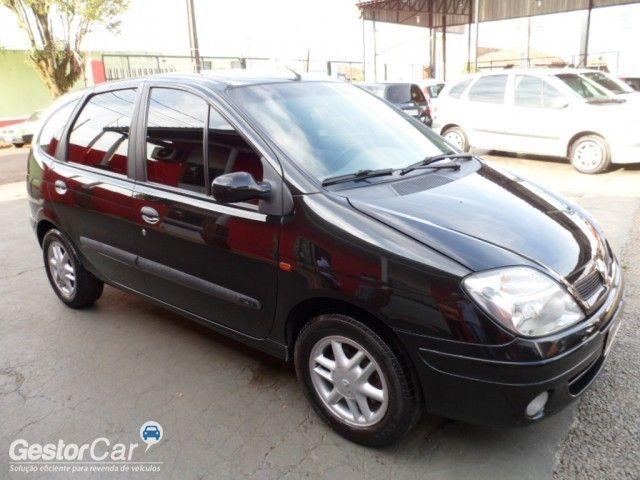 Renault Scénic RXE 1.6 16V - Foto #2