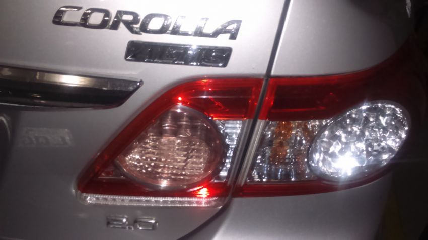 Toyota Corolla 2.0 Altis Multi-Drive S - Foto #2