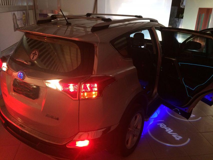 Toyota RAV4 2.0 16v CVT - Foto #7